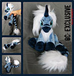 Exclusive: MLP OC Plush Baby Beanie Commission