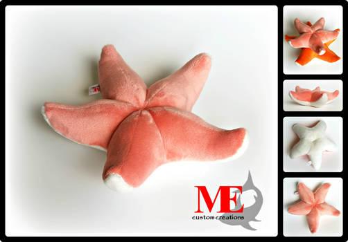 Starfish Plush Beanie