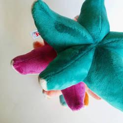 Starfish Plush Pile