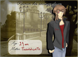 [SS] Event - Reunion des Anciens eleves [Kiyo] by RosesNo