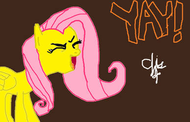 yay fluttershy by 1thelegendofmarioX8