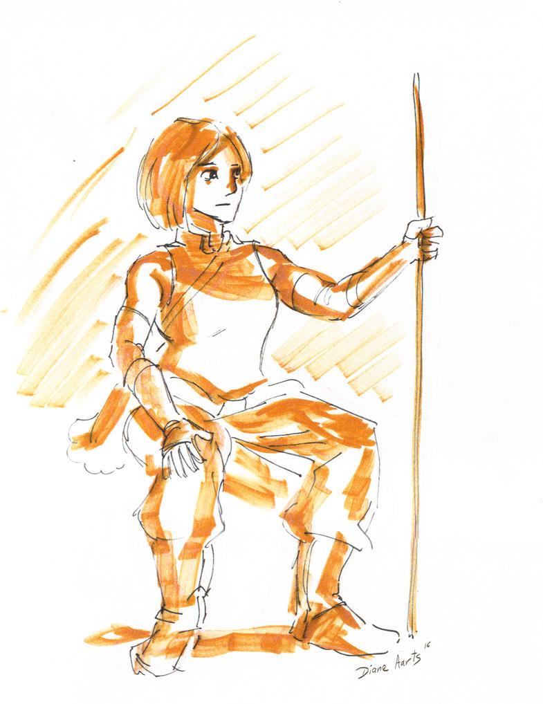 avatar portrait by DianeAarts