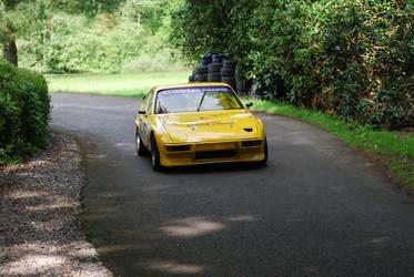 Porsche 924 S by samquick