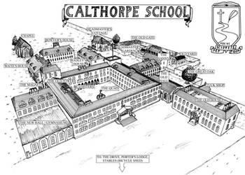Calthorpe School by felneymike