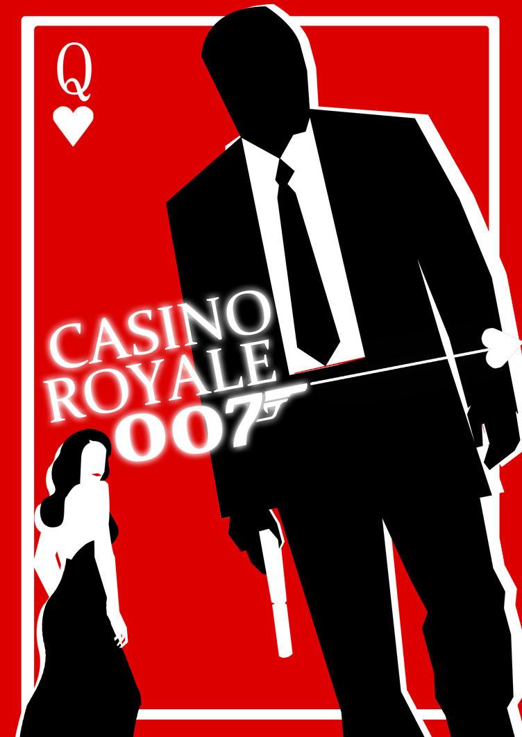 007 casino royale logo