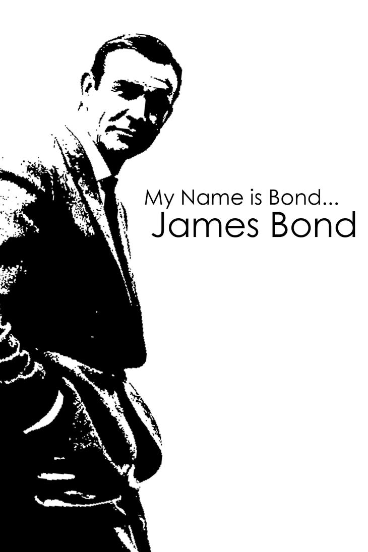 My name is bond by kanombravo on deviantart - My name is bond james bond ...
