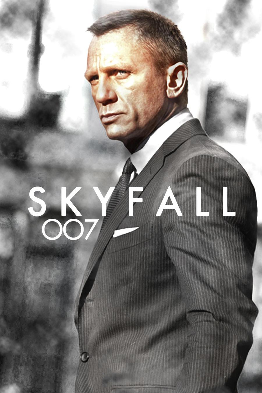 007 Skyfall by KanomBRAVO