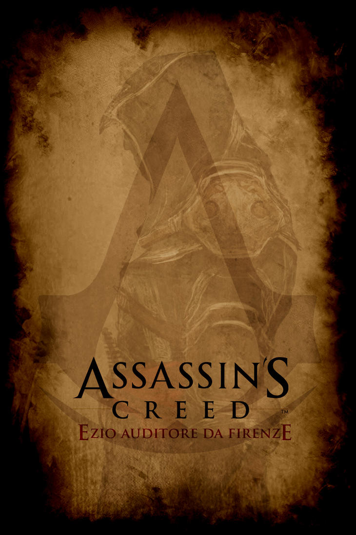 Assassin's Creed Ezio Auditore Poster by KanomBRAVO