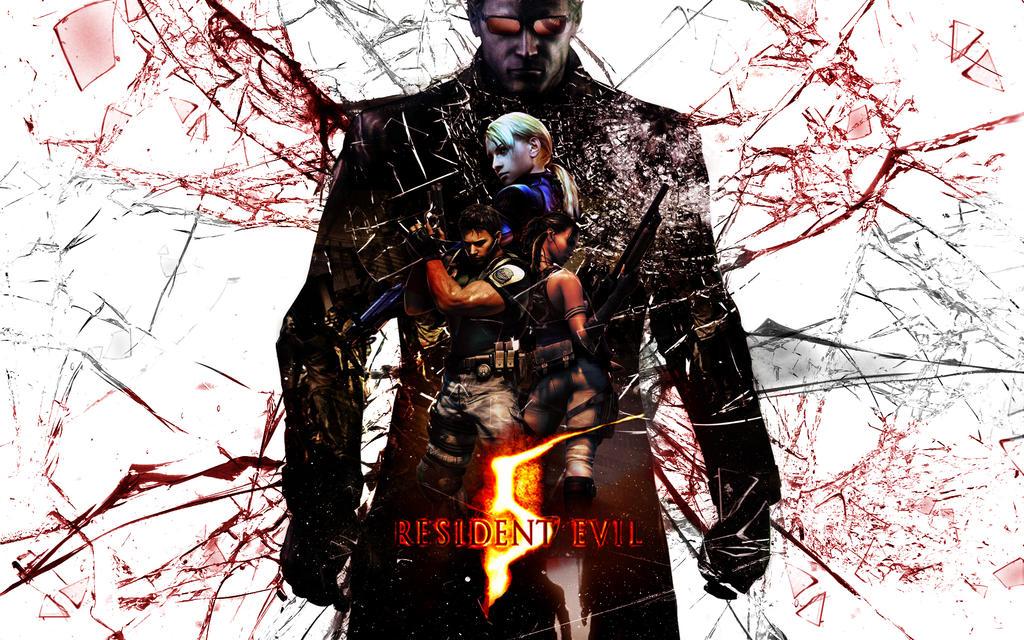 Resident evil 5 wallpaper by kanombravo on deviantart - Wallpaper resident evil 5 ...