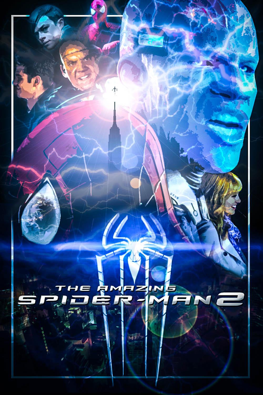 The Amazing Spider-Man 2 by KanomBRAVO on DeviantArt