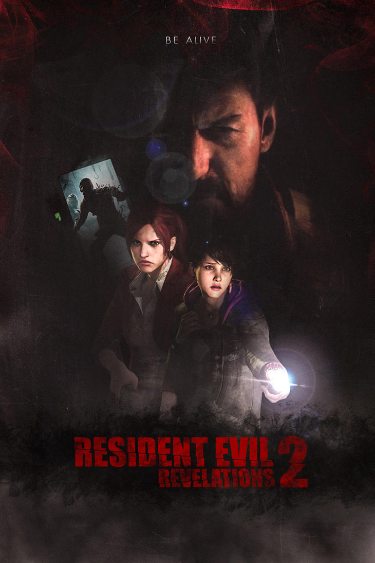 Resident Evil Revelations 2 by KanomBRAVO
