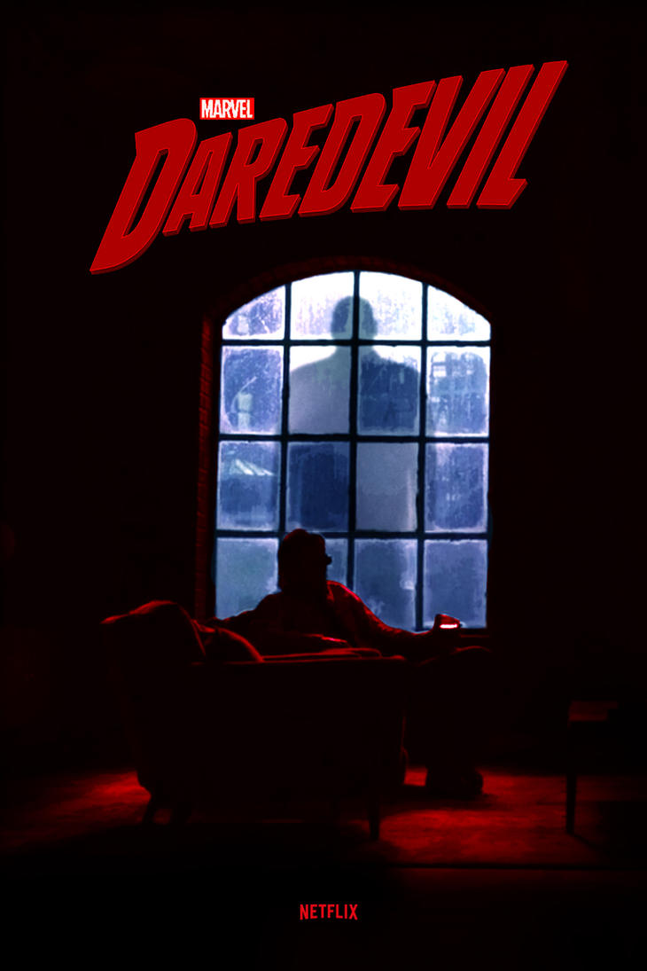 Marvel's Daredevil by KanomBRAVO