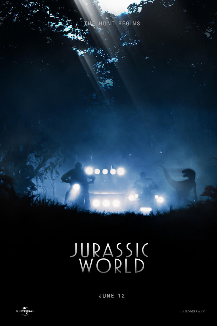 Jurassic World by KanomBRAVO
