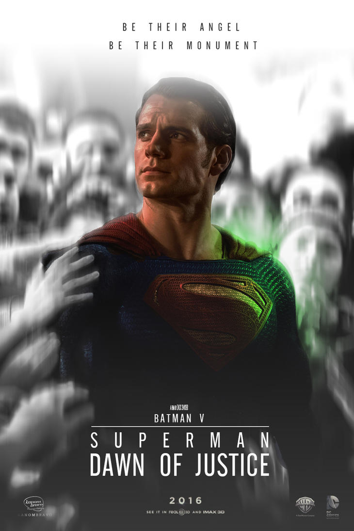 SUPERMAN: Dawn of Justice by KanomBRAVO