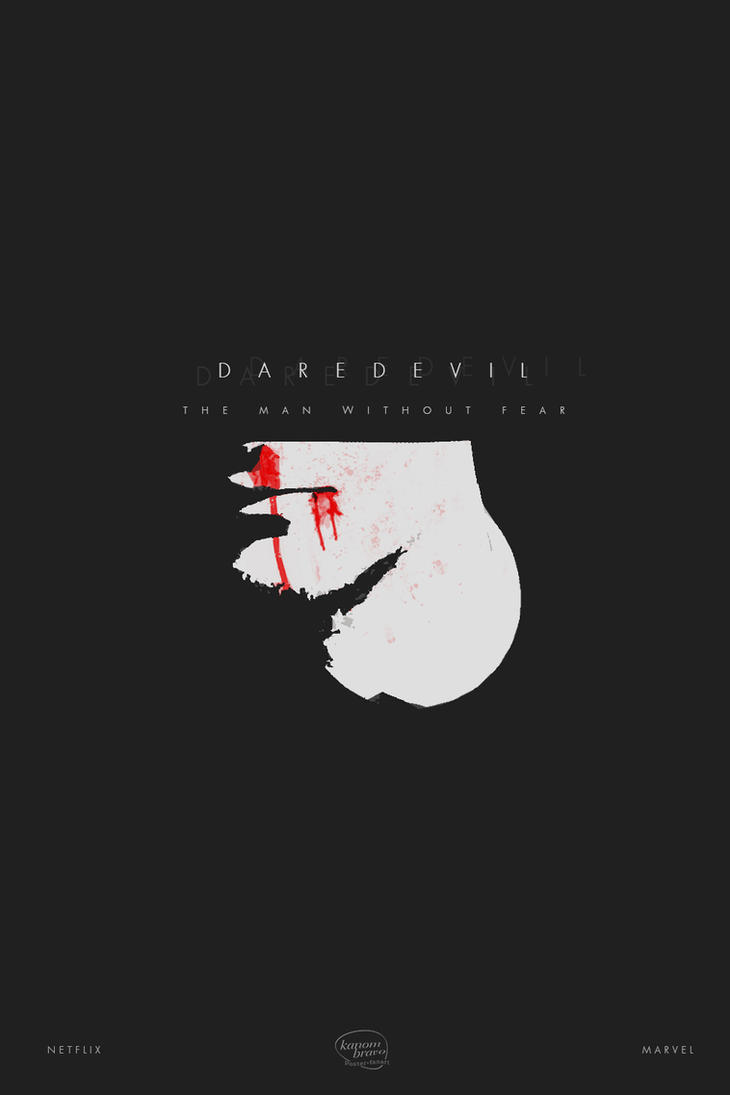 Netflix's Daredevil by KanomBRAVO