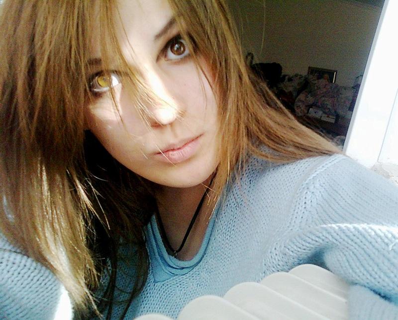 My Yellow Eye by AlinaGorn