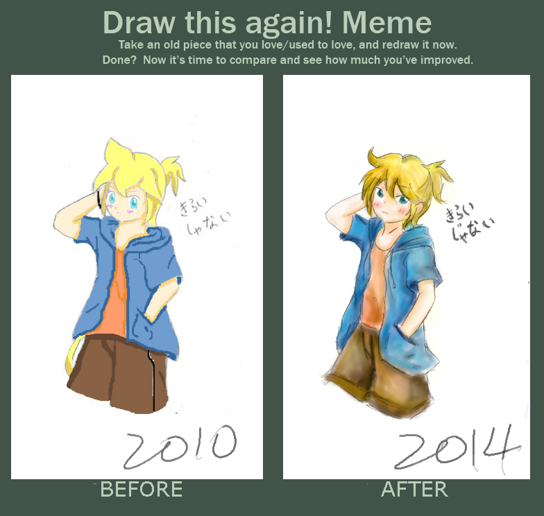 Request: Draw this Again by ilooovejirachi