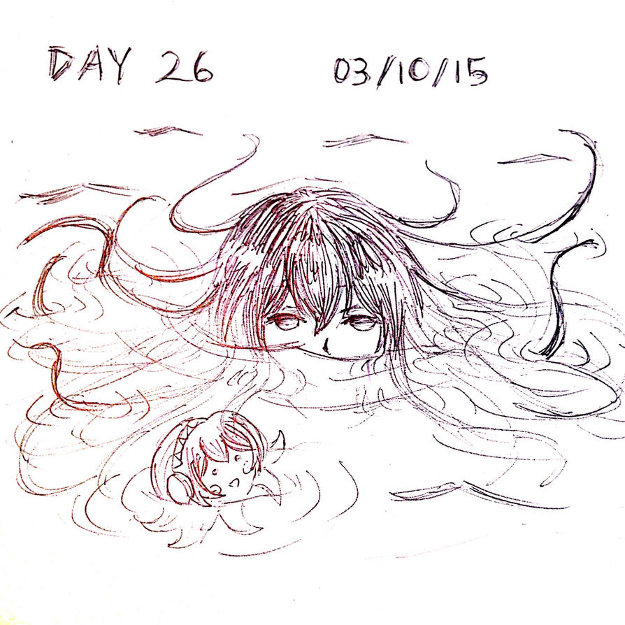 Day 26 by ilooovejirachi