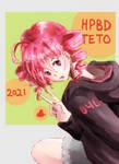 HPBD Teto 2021 by ilooovejirachi