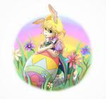 Happy Easter 2021 by ilooovejirachi
