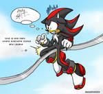 If Shadow Missed the Rail...