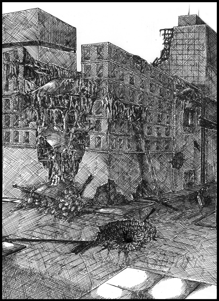 Ego: Catastrophe by AdenSyra