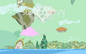Super Derpy: Muffin Attack - Development Preview by dos1