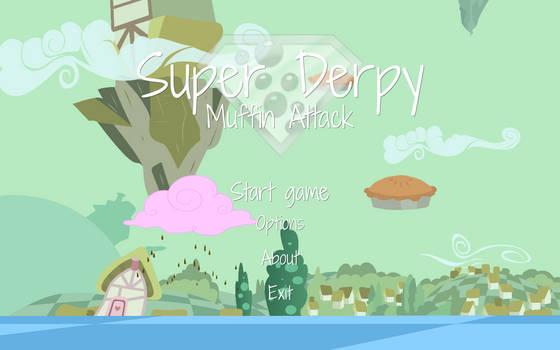 Super Derpy: Muffin Attack - Development Preview