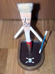 Guybrush Out Of Brush #3