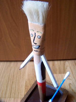 Guybrush Out Of Brush #4