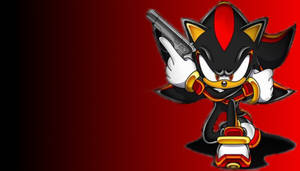 Shadow the Hedgehog PSP by ARVQ