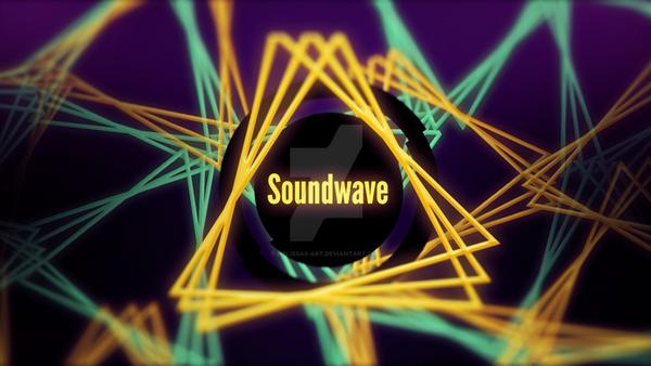 Soundwave Banner by Melissas-Art