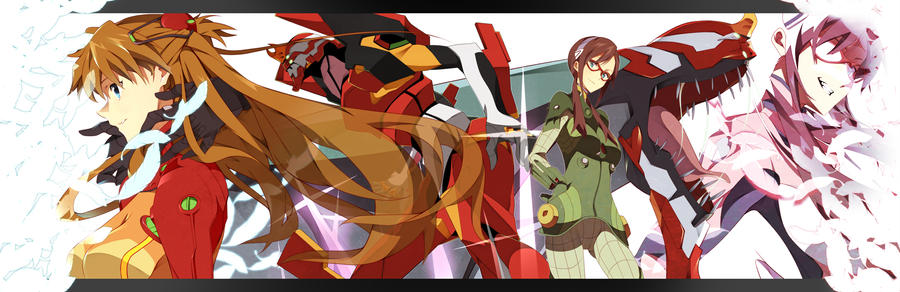 Rebuild Of Evangelion Wallpaper