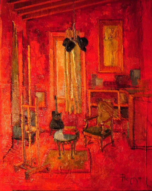 Taller Rojo by rpintor