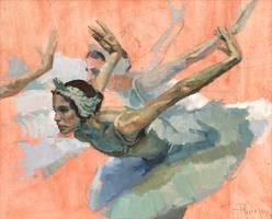 Ballet II by rpintor