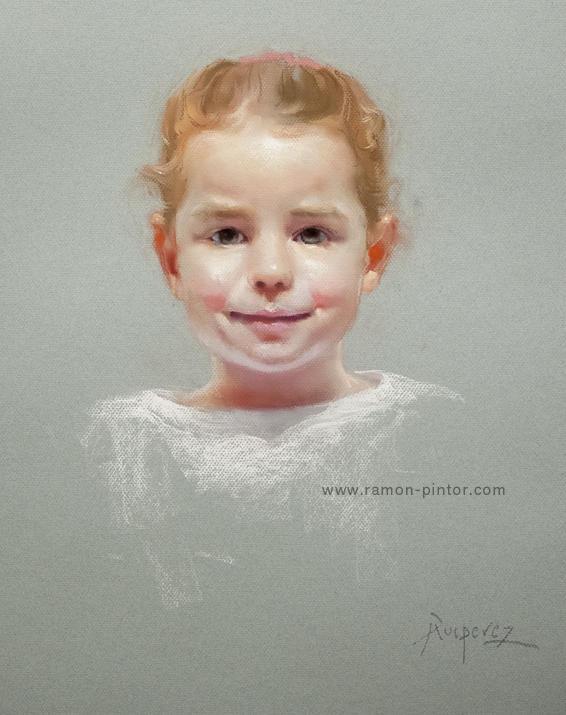 Portrait of Maria