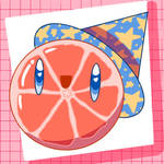 This is my Avatar. The Grapefruit Wizarrrd!