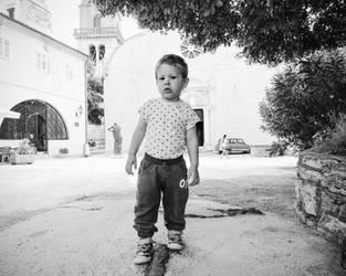 Little Tourist by waloomeloo