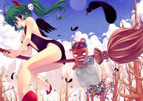 CR: erina no halloween by abondz
