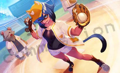 Michiru Baseball ver.