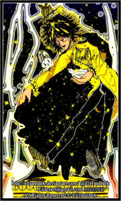 Magician #93 by EliTanDark