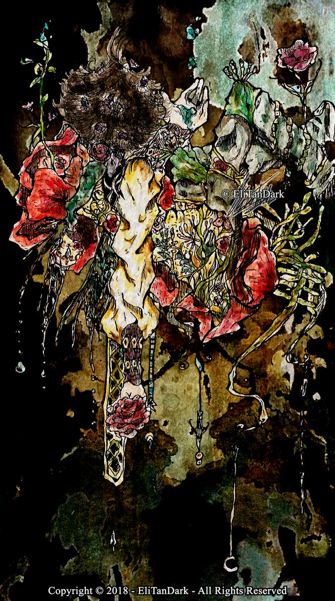 Untitled #191 by EliTanDark