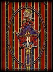 Lady carousel #215 by EliTanDark