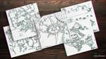 Sketches by EliTanDark