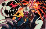 Dangan Despair Deluxe Zine Piece! by EliTanDark