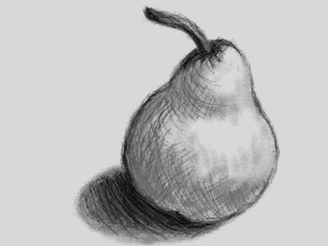 Art Academy: Pear By FallenAngelSkyla On DeviantART