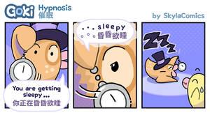 Goki - Hypnosis by SkylaComics