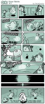 Goki - Power Battle