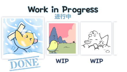 Update Progress - 23rd Nov