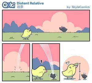 Goki - Distant Relative